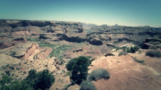 amazing grand canyon jib shot