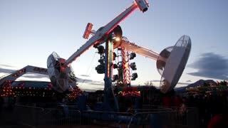 Big Carnival Rides