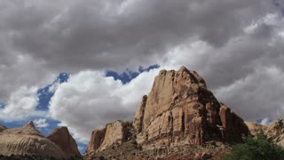 Capitol Reef Timelapse