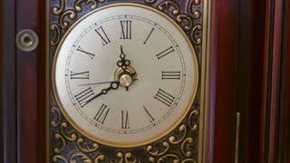 Cool antique clocks hands rotate with time