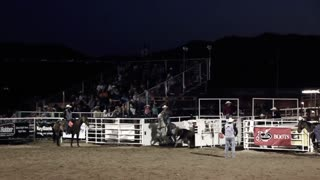 Cowboys team roping