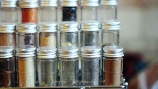 Dolly Shot Spice Rack