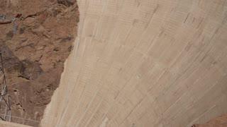 Incredible Hoover dam near Las Vegas