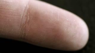 index finger print