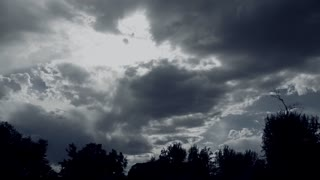 Large Clouds Timelapse