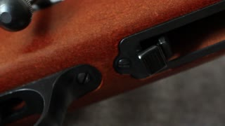loading a bolt action rifle