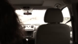 people driving a van chengdu china
