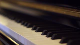 Piano Keys Dolly Track