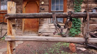 Western Log Home Steadicam