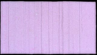 8mm film damage - pink scratch