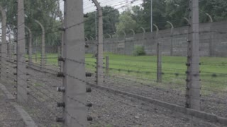 Concentration Camp - fence 1