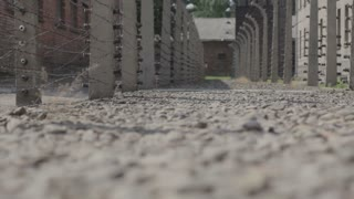 Concentration Camp - travelling fence 2