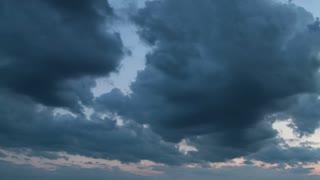 Dramatic Clouds 1
