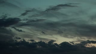 Dramatic Clouds 2