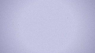Film Grain Flicker - Med Blue