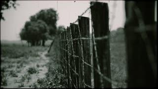 Former concentration camp in Danube delta, Romania.