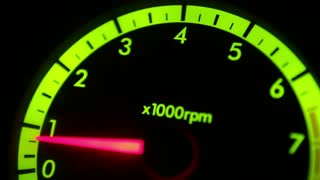 Real Car Tachometer 2