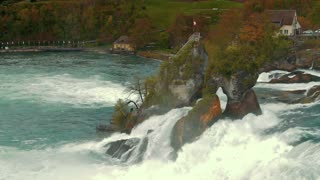 Rhine waterfall 1
