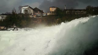 Rhine waterfall 3