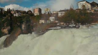 Rhine waterfall 5