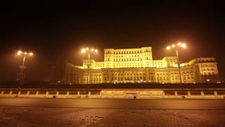 Romanian Parliament Palace 1
