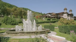 Slanic Moldova is a town and a spa resort in Bac��?u County, Romania.