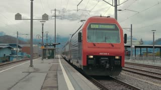 Switzerland train 2