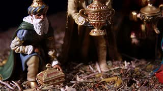 Three wise men - Nativity story