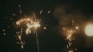 Celebration Sparklers - Glow