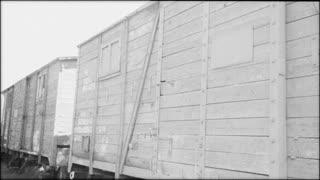 Holocaust train in Romania - POV