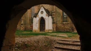 Reformed Church inside Aiud Citadel