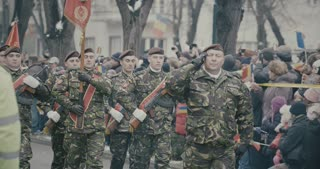 Romanian military march 01