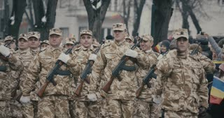 Romanian military march 04