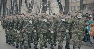 Romanian military march 05