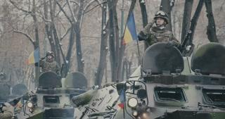 Romanian military parade 04