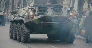 Romanian military parade 05