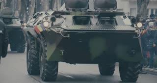 Romanian military parade 06