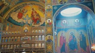 Romanian Orthodox Church - altar