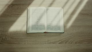 Search in the Bible - time lapse