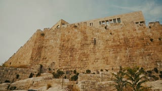 View of a Jerusalem. Israel, cca. 2015