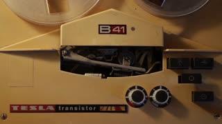 Vintage Audio Tape Recorder 2