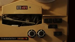 Vintage Audio Tape Recorder 3