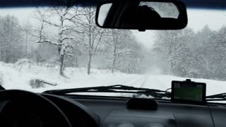 Winter on the road 4
