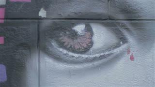 Grafitti wall. Shot in Cinestyle color profile  (good for color grading).