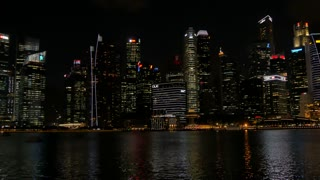 Central Business District, Marina Bay, Singapore, South Asia