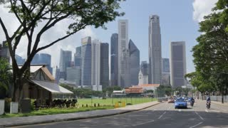 Central Business District, Singapore, South Asia