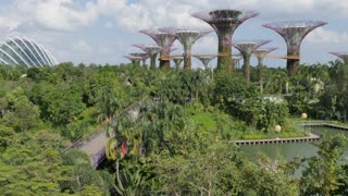 Gardens by the Bay, Singapore, South Asia