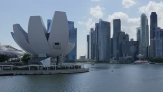 Marina Bay and Central Business District, Singapore, South Asia