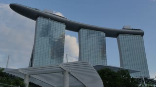 Marina Bay Hotel, Singapore, South Asia