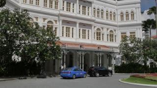Raffles Hotel, Singapore, South Asia